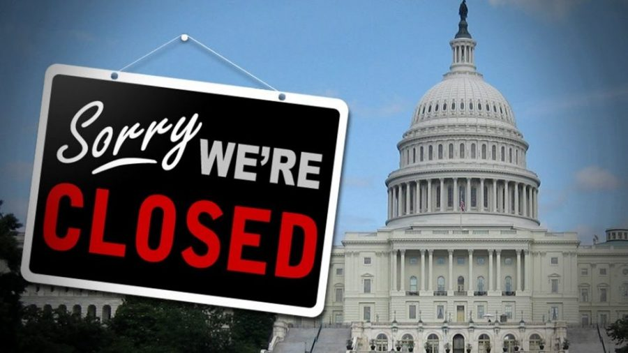 OP-ED: US Government Shutdown 2019, Longest in History