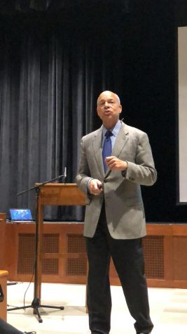 Vance Lecture: Former Secretary of Homeland Security Jeh Johnson