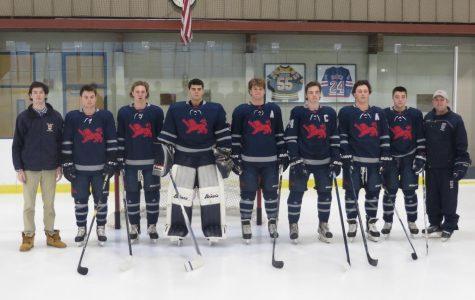 Boys Varsity Ice Hockey's Great Season