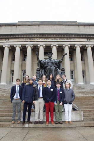 Kent Students Attend Debate for CT Representatives