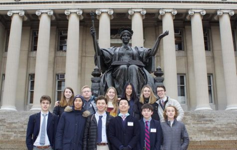 Kent MUN Takes on Columbia University