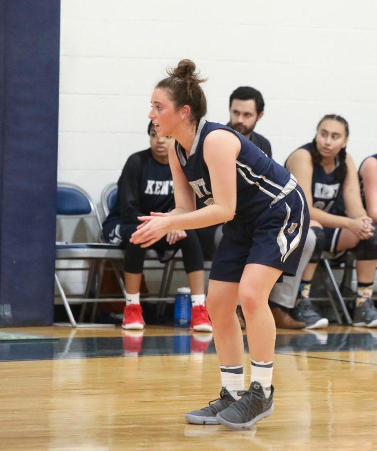 Girls Varsity Basketball Battles Westminster