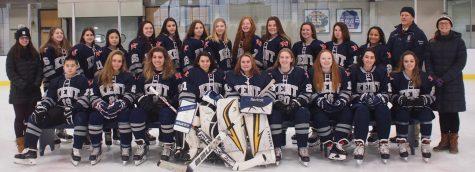 Girls Junior Varsity Hockey Having a Great Season