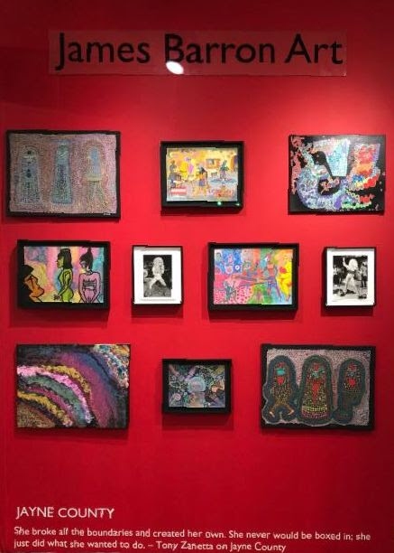 Out and About in Kent: Local Art Gallery Participates in the Outsider Art Fair in New York City
