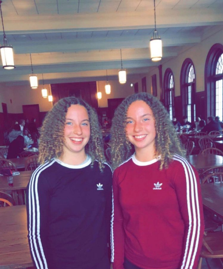 Student Profiles: Luisa and Lilli Welcke '21