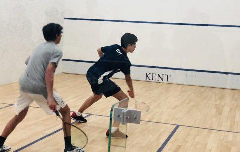Varsity Squash: Kent takes Millbrook