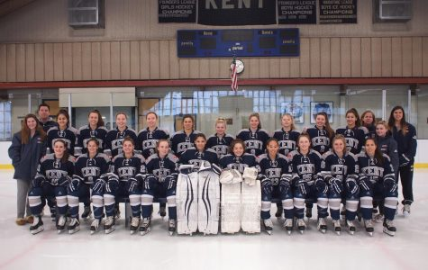 Varsity Girls Hockey Shuts Out Hotchkiss