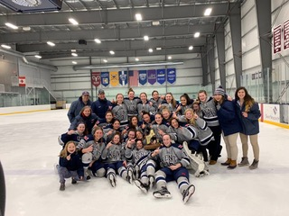 Boys Varsity Hockey Caps the Season with NEPSAC Win