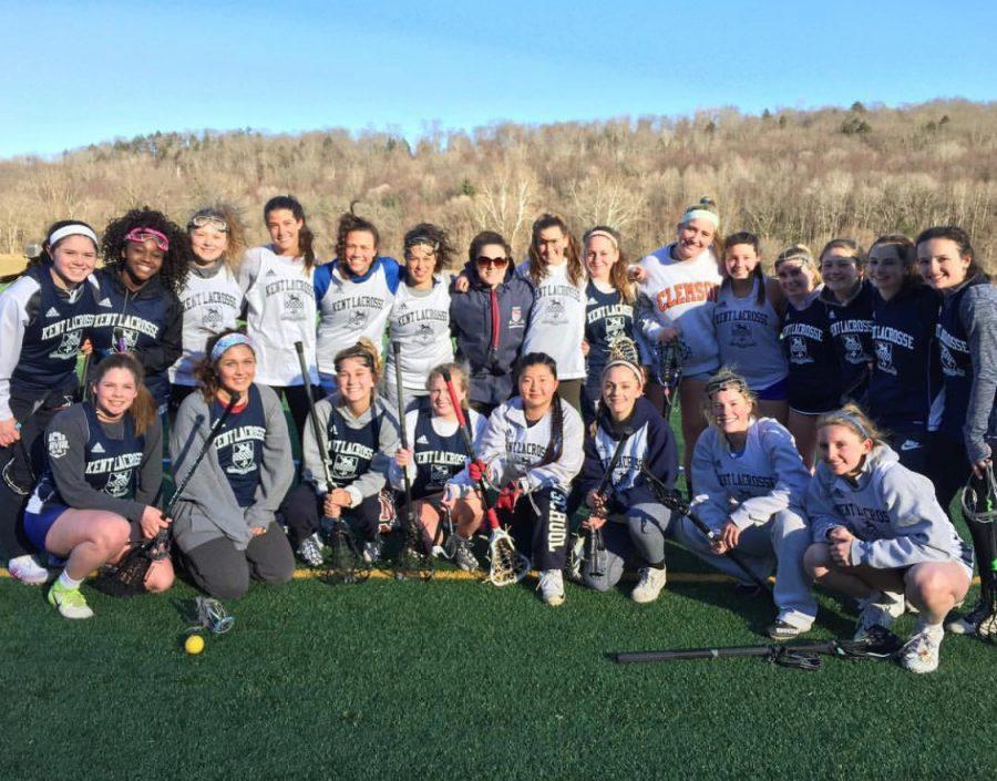 Girls Varsity Lacrosse Brings Home Win Over Westover