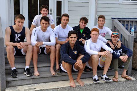 Boys Crew vs. St. John's