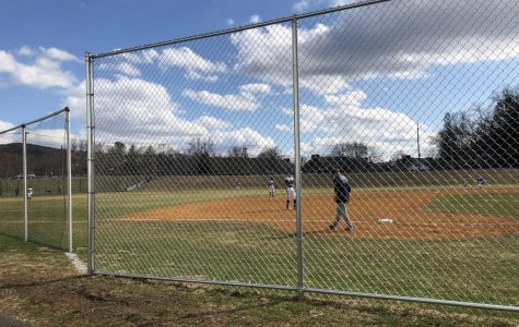 Varsity Baseball Competes Against Choate
