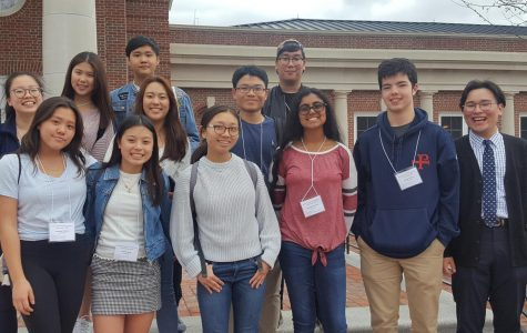 Students Attend the 2019 Asian American Footsteps Conference at Hotchkiss