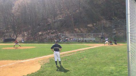 Varsity Baseball Competes Against Taft School