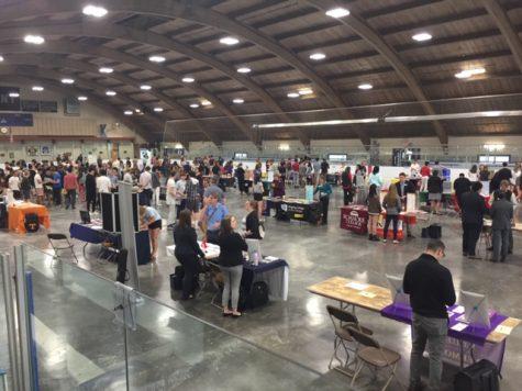 Kent's 2019 College Fair