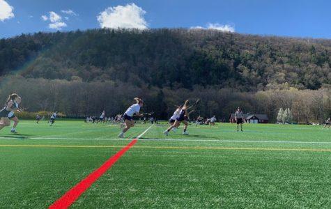 Girls Varsity Lacrosse Falls to Hotchkiss