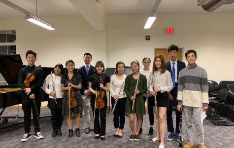 Spring Chamber Concert