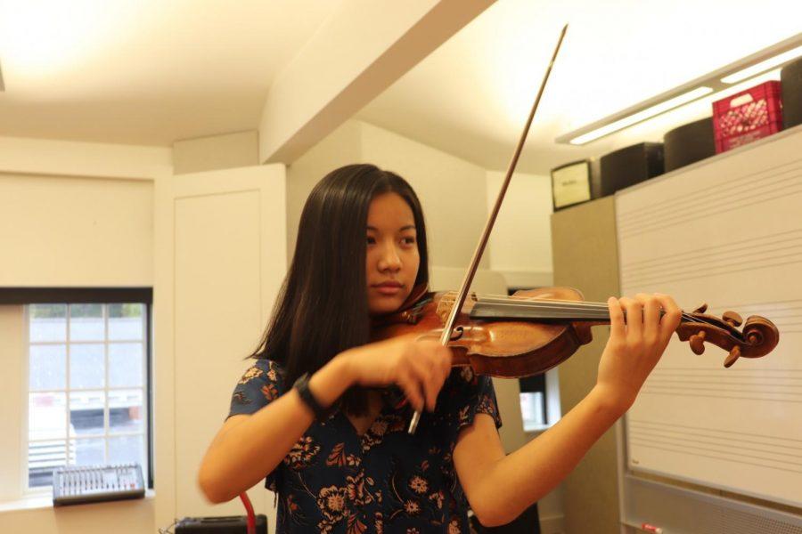 Musician Profile: Carly Mitchell '21