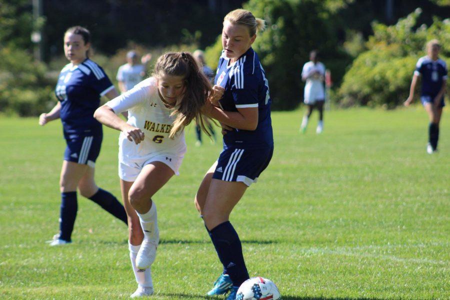JV Girls Soccer Tackles the Season