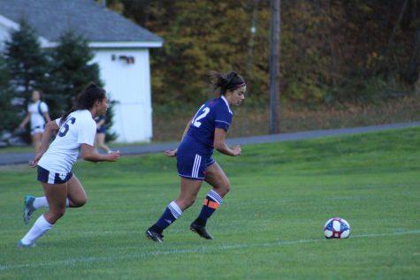 Girls Varsity Soccer Taking Strides in Right Direction