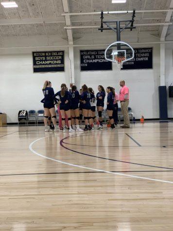 Kent Girls Varsity Volleyball Crushes Canterbury