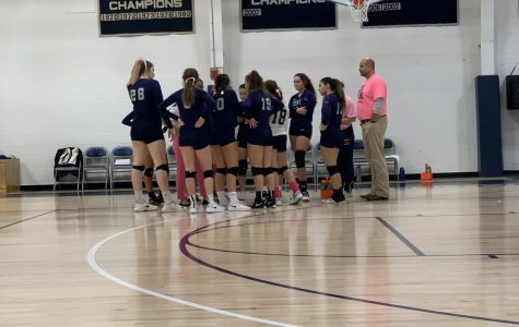 Kent Girls Varsity Volleyball Crushes Canterbury