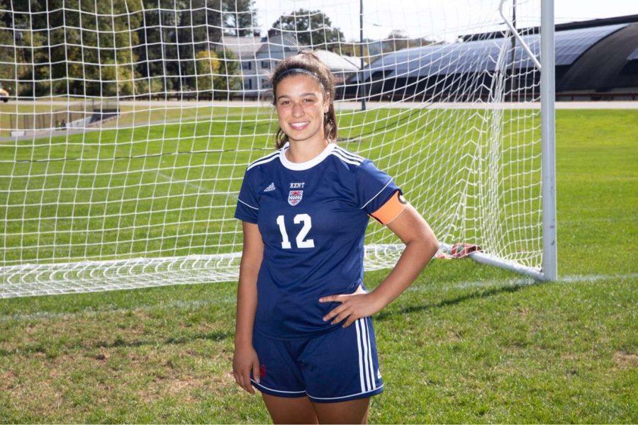 Athlete Profile: Siena Smith '20