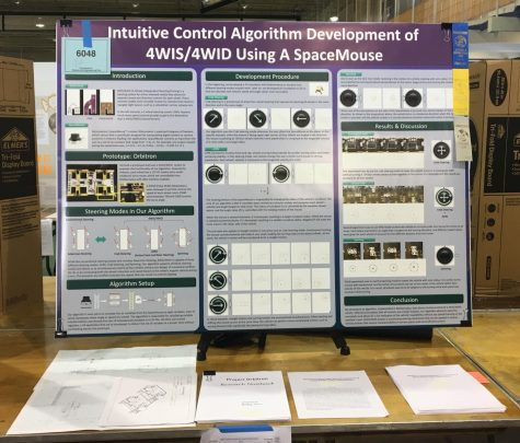Students Prepare for Connecticut Science and Engineering Fair