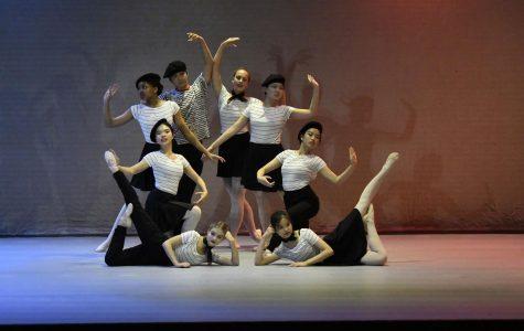 Kent Dance Performs a Stunning Fall Recital