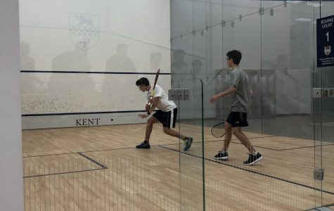 Kent's New Varsity Squash Team Maintains Their Winning Streak