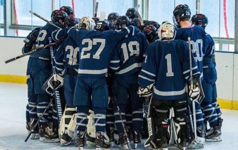 A Strong Start for Boys Varsity Hockey