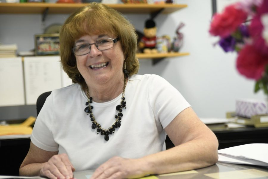 Miss Yammin Retires after 43 Years at Kent School