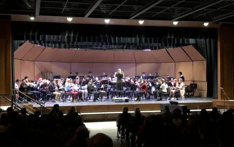 Kent Holiday Concert Wows Audience