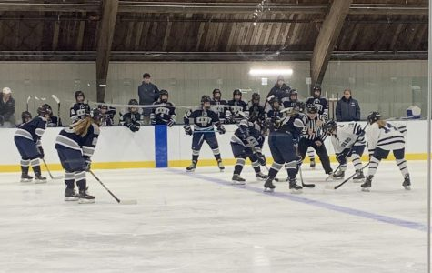 Girls Varsity Hockey Falls to Nobles