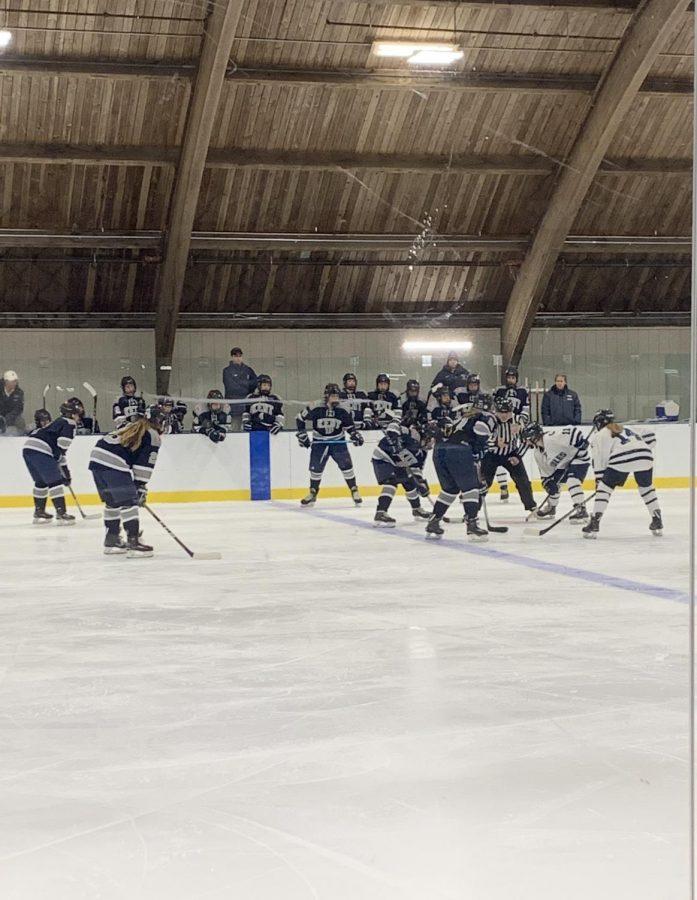 Girls Varsity Hockey Falls to Nobles
