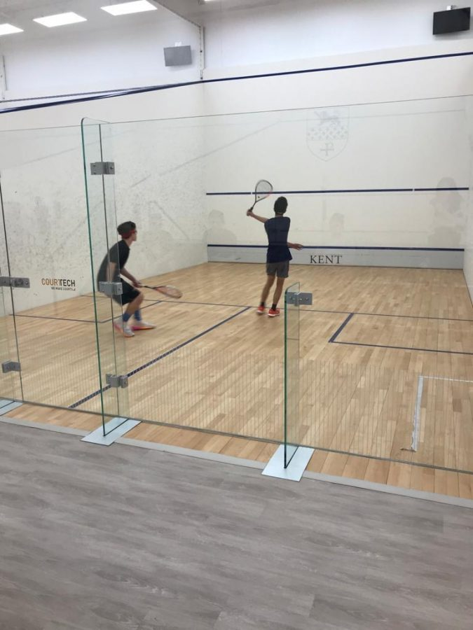 Boys Thirds Squash Beats Albany Academy