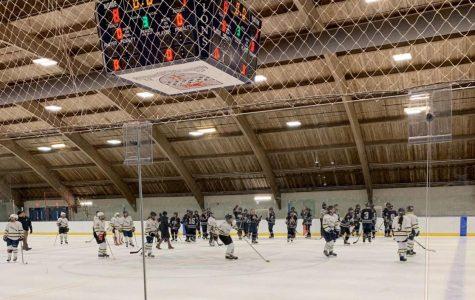Girls JV Hockey Finishes Season Strong