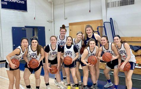 Girls Varsity Basketball Takes Down Berkshire