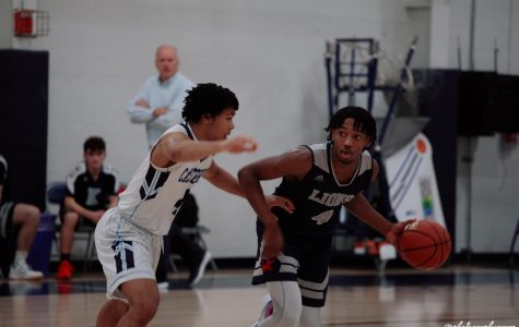 Boys Varsity Basketball Makes Strides