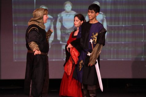 The Game of Tiaras: The Fall Play Presents a Fun Challenge in Pandemic Times