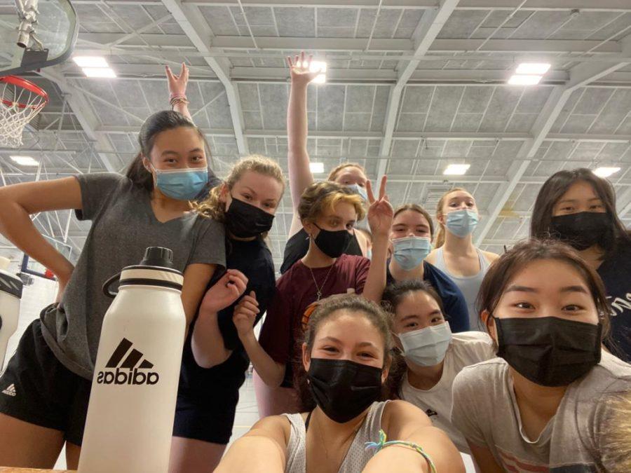 Team Profile: Girls JV Basketball